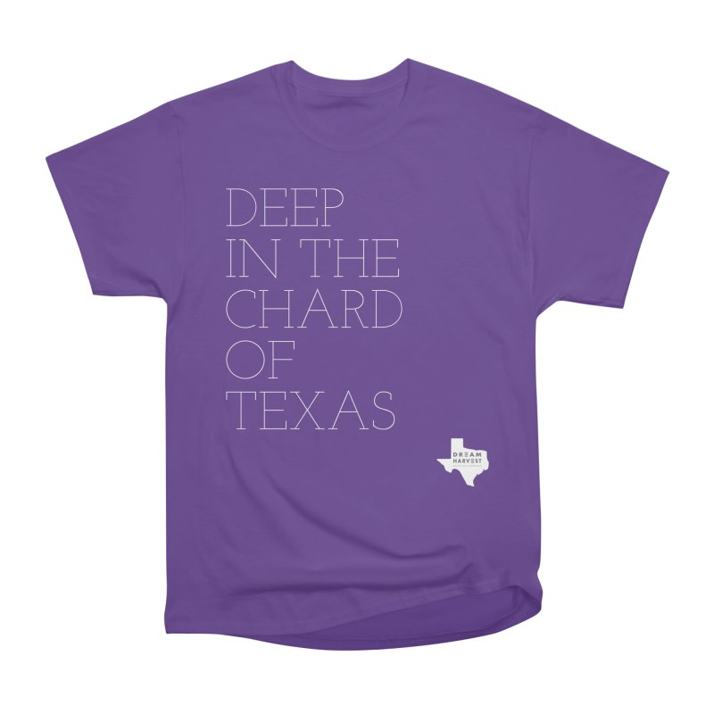 deep in the chard Women's Heavyweight Unisex T-Shirt by dream harvest's Artist Shop