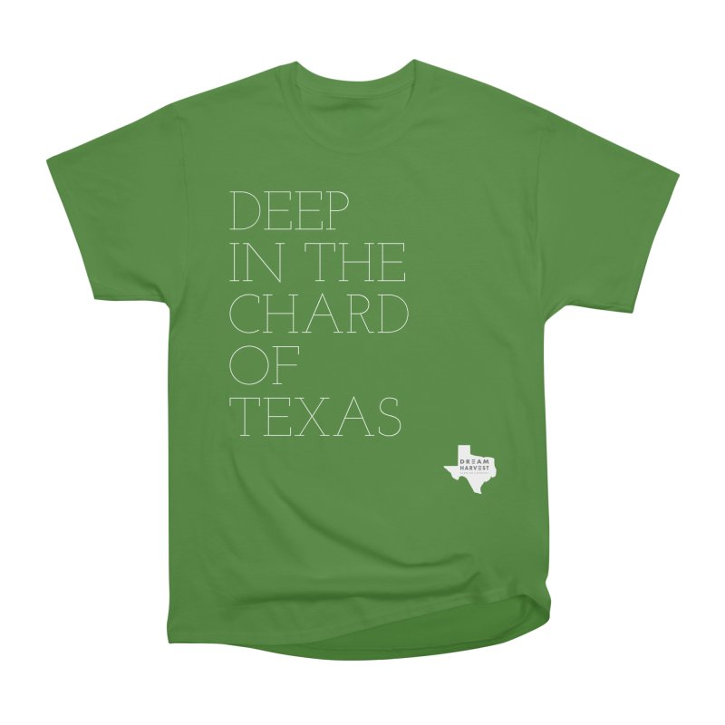 deep in the chard Women's Classic Unisex T-Shirt by dreamharvest's Artist Shop