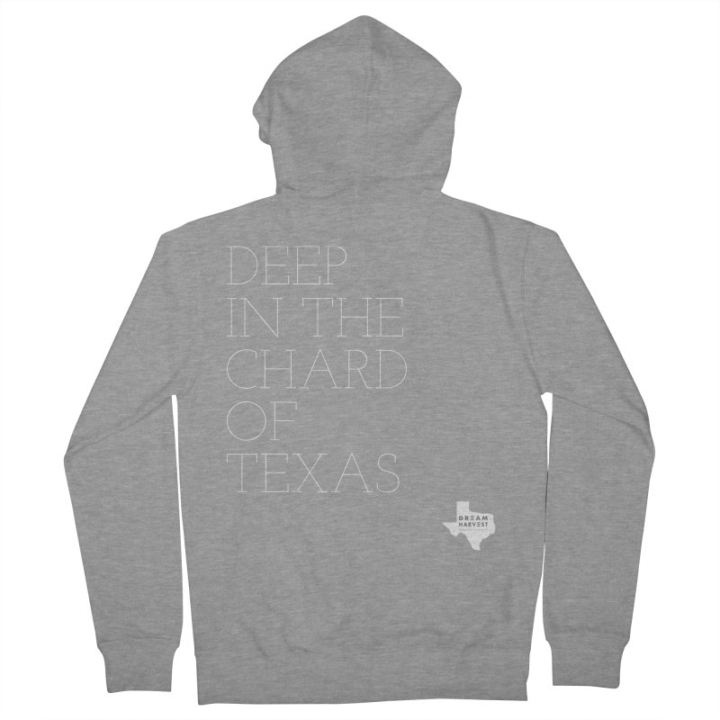 deep in the chard Men's French Terry Zip-Up Hoody by dream harvest's Artist Shop