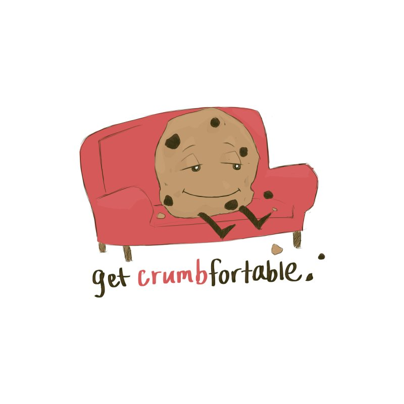 Get CRUMBfortable by dreamingincolor's Artist Shop