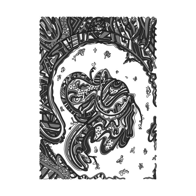 Wandering 50: grayscale by Dream Ripple