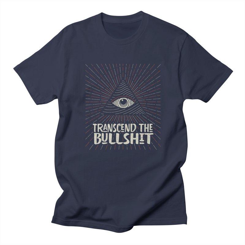 Transcend Men's T-shirt by dreamspace's Shop