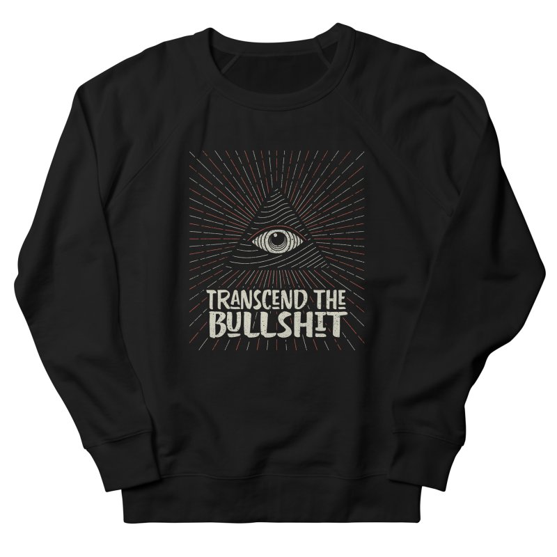 Transcend Men's Sweatshirt by dreamspace's Shop