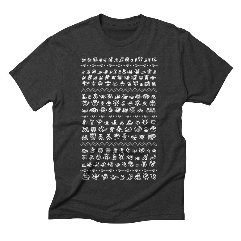 CATCH'M! Men's Triblend T-shirt by Drew Wise