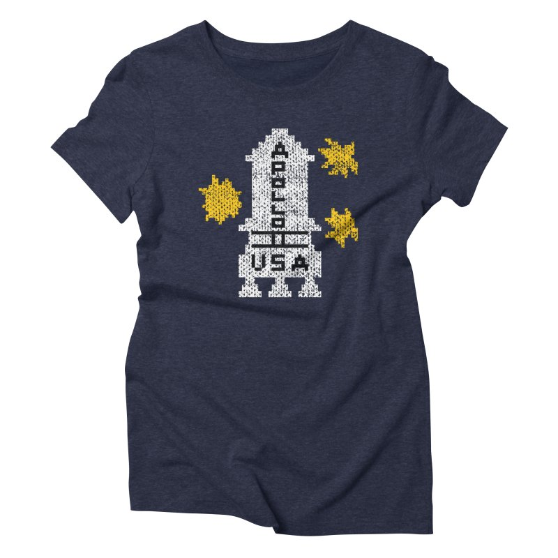 Danny's Sweater Women's Triblend T-Shirt by Drew Wise
