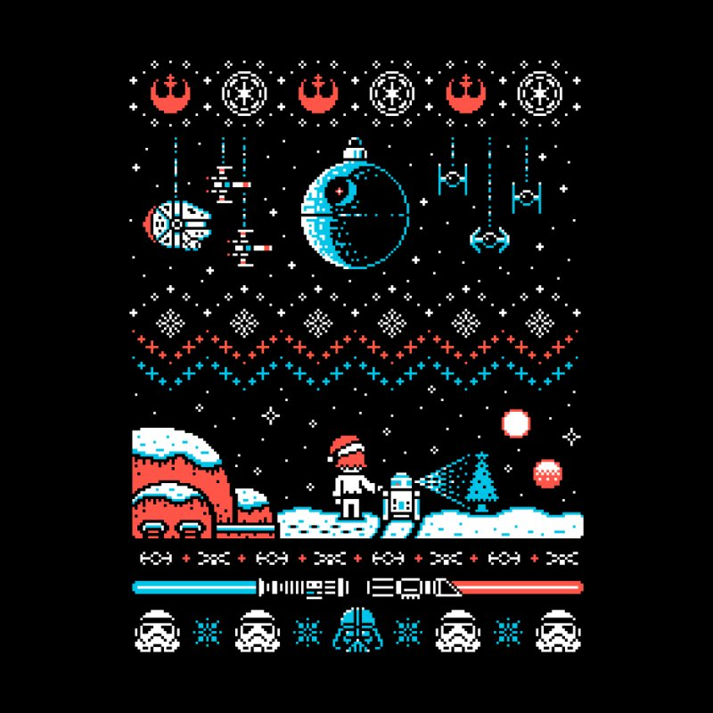 Holiday Far, Far Away by Drew Wise