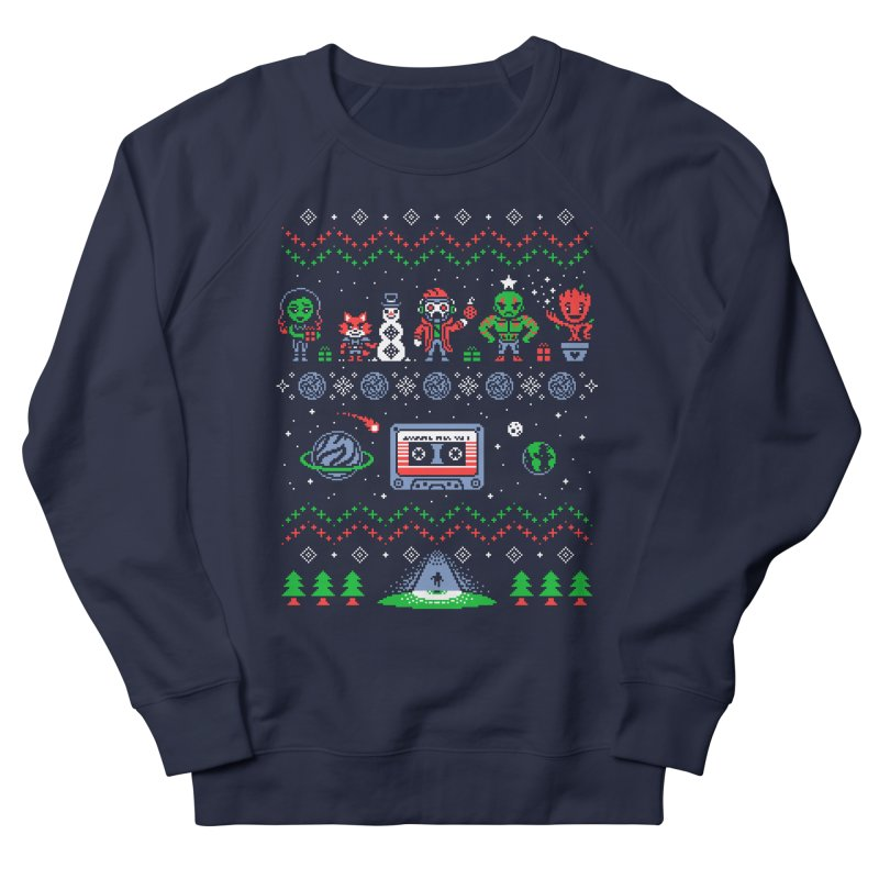 Holiday Guardians Men's Sweatshirt by Drew Wise
