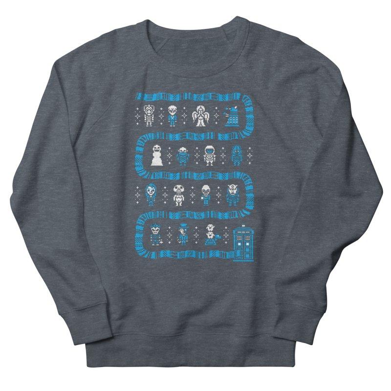 Who's Outside? Men's Sweatshirt by Drew Wise