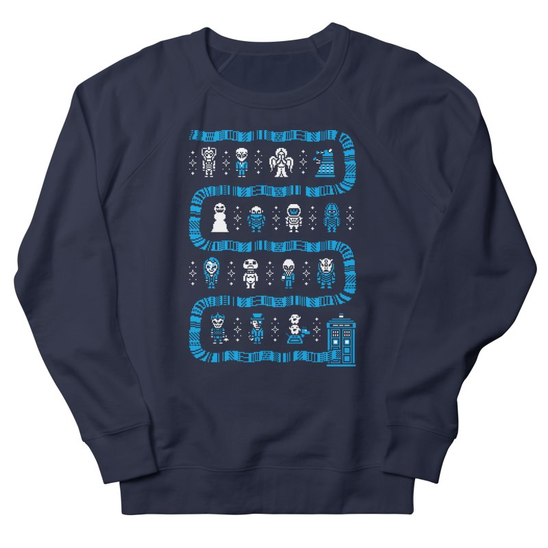 Who's Outside? Men's Sweatshirt by Drew Wise