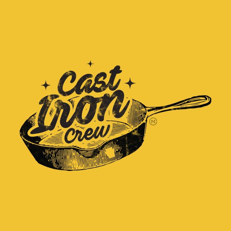 Cast Iron Crew Men's T-Shirt by Drifter7Design's Artist Shop