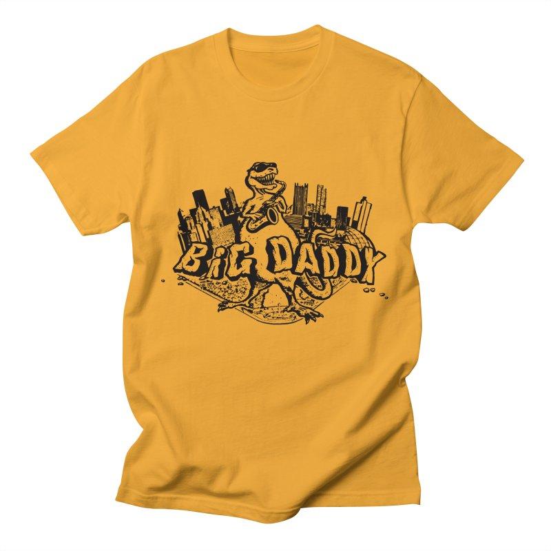 Big Daddy! Solid Logo Graphic Men's T-Shirt by Drifter7Design's Artist Shop