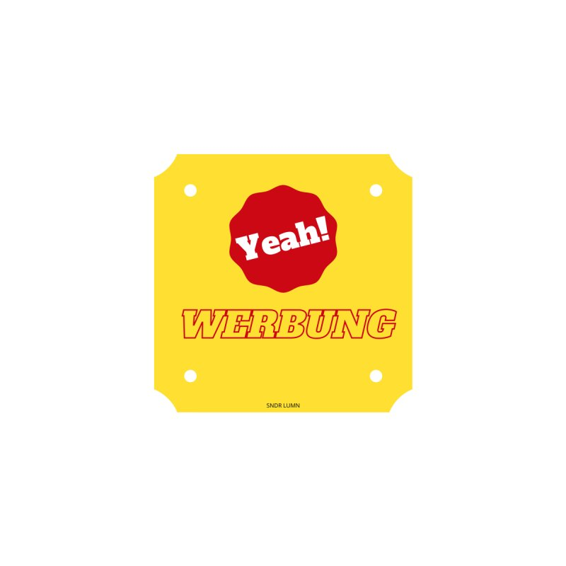 Postwurfsendung FTW! Accessories Sticker by drikkShop