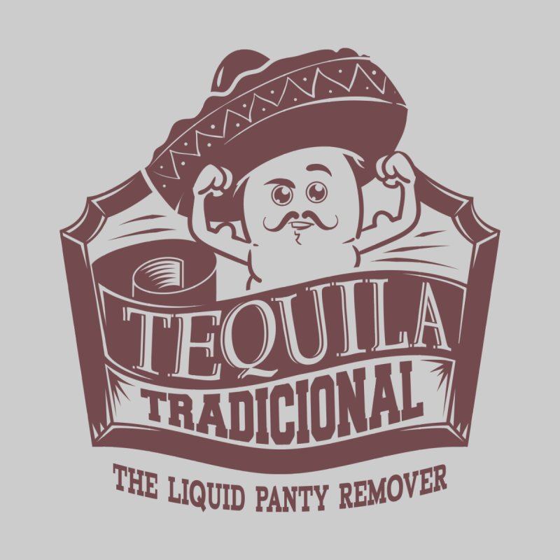 Tequila Men's T-Shirt by Drinking Humor Shop