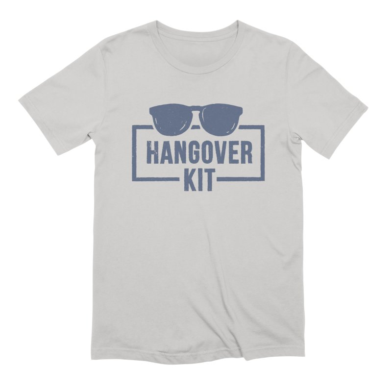 Hangover Kit Men's T-Shirt by Drinking Humor