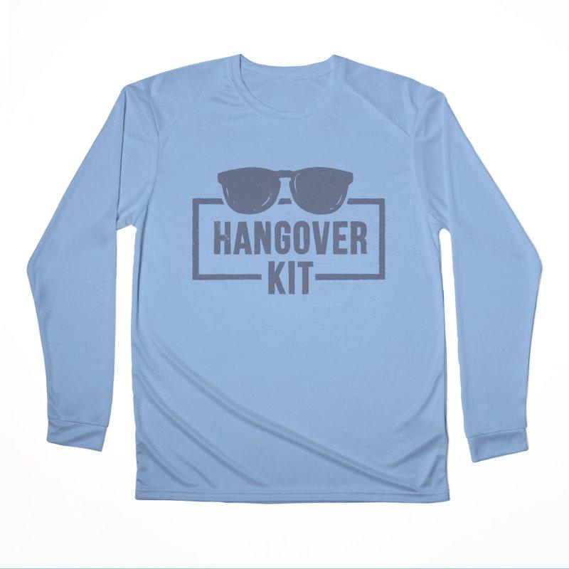 Hangover Kit Women's Longsleeve T-Shirt by Drinking Humor