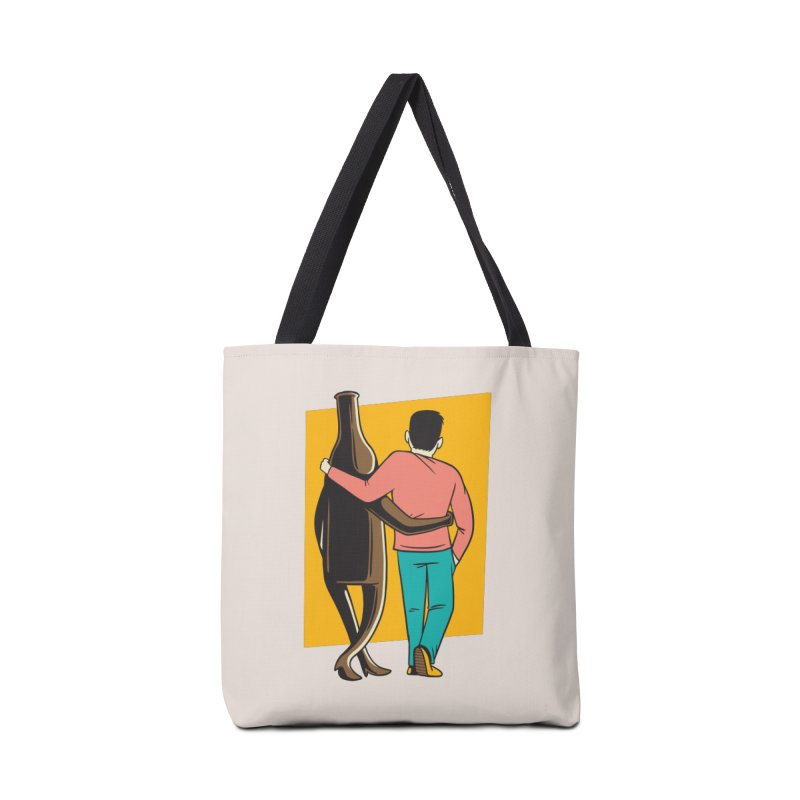 Drinking Buddies Accessories Bag by Drinking Humor