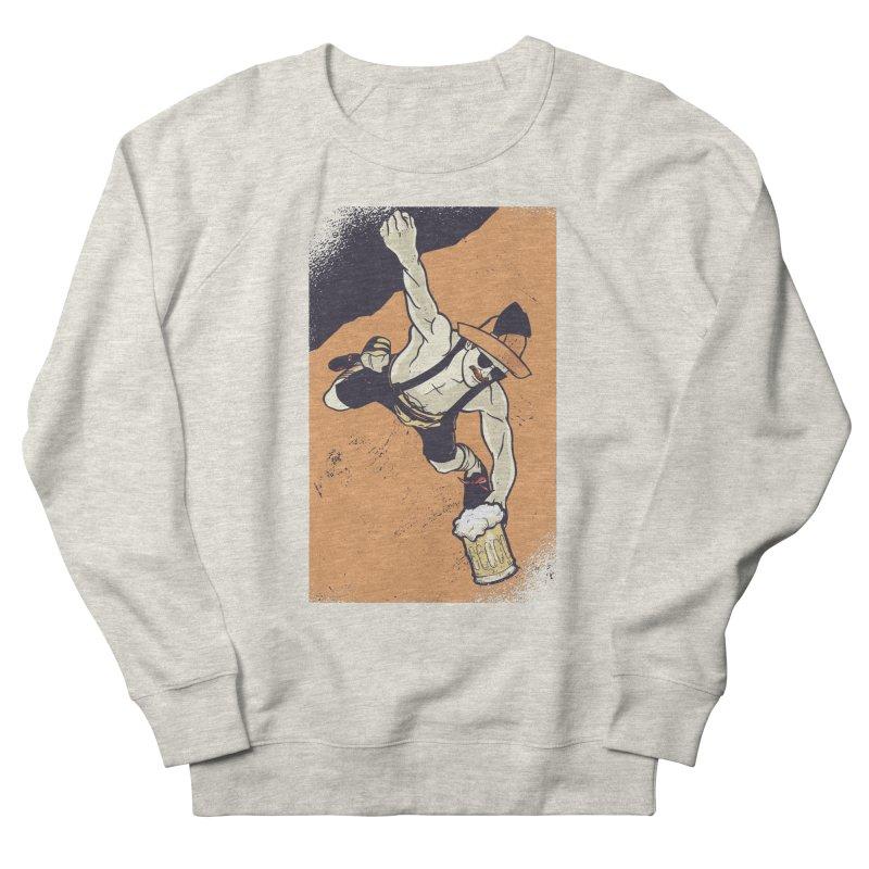 Bavarian Beer Men's Sweatshirt by Drinking Humor