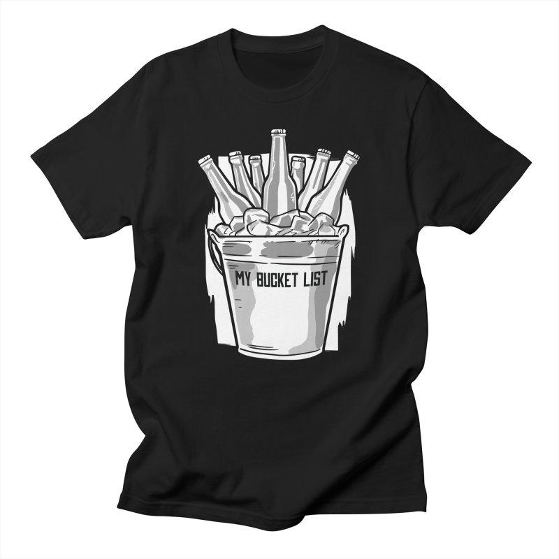 My Bucket List Women's T-Shirt by Drinking Humor