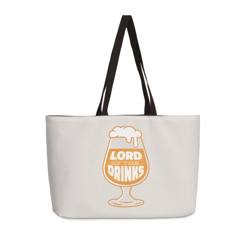 Lord Of The Drinks Accessories Bag by Drinking Humor