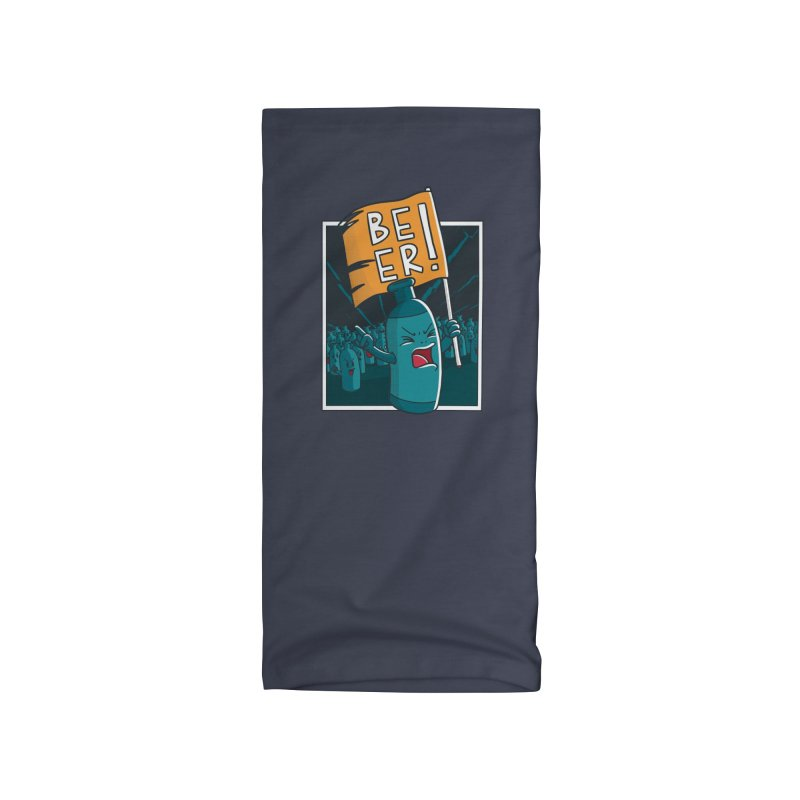 Beer Attack Accessories Neck Gaiter by Drinking Humor