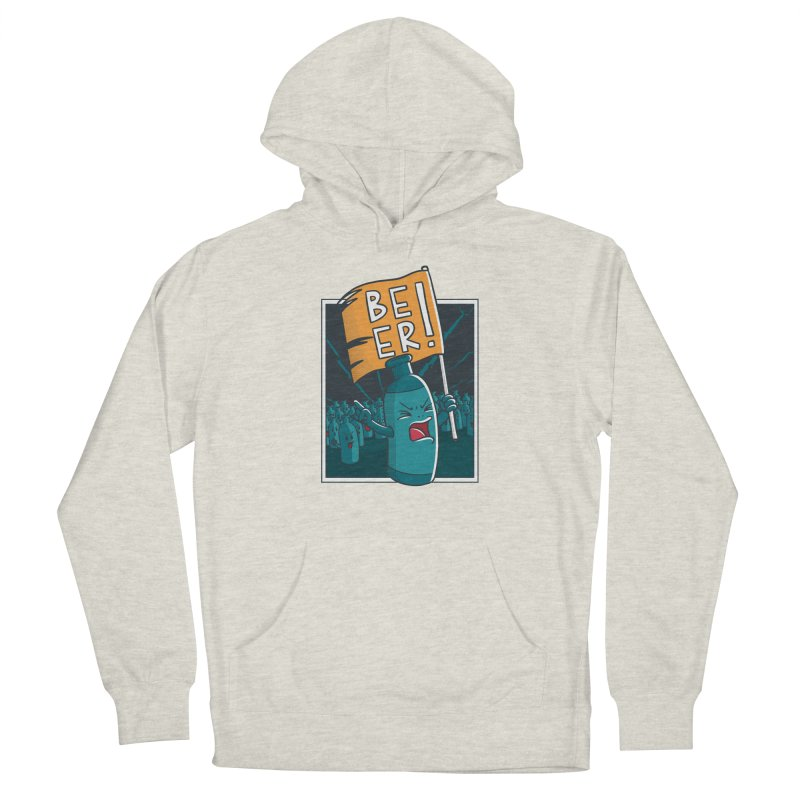 Beer Attack Women's Pullover Hoody by Drinking Humor