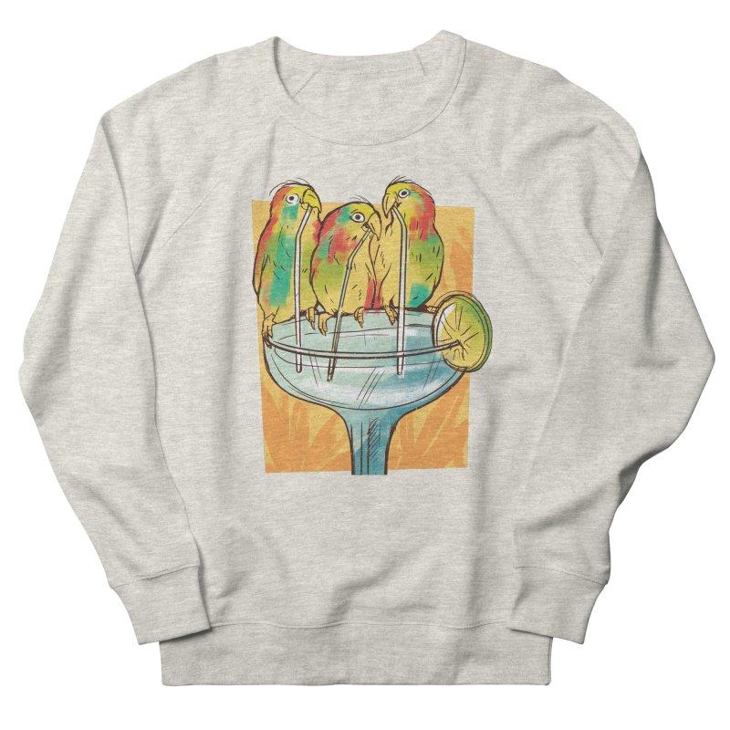 Margarita Birds Men's Sweatshirt by Drinking Humor