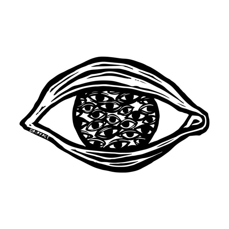 Eyes in Eye v.2 Women's Pullover Hoody by Dripface