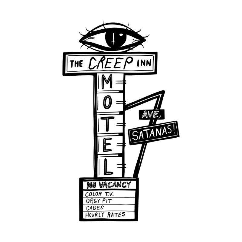 The Creep Inn Motel All Gender Cut & Sew by Dripface