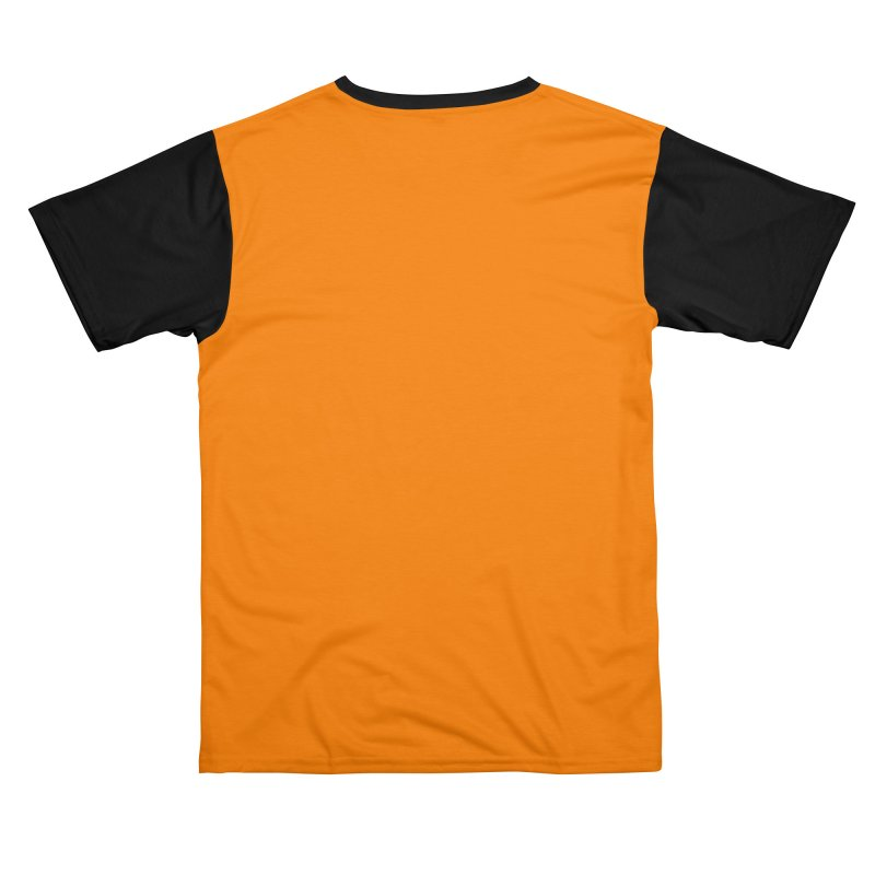 Puking Pumpkin v.2 Men's Cut & Sew by Dripface