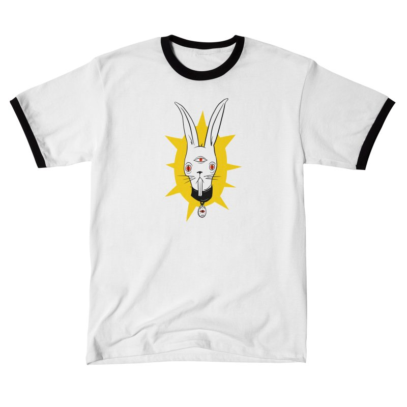 Patrick the Hat Trick Men's T-Shirt by Dripface
