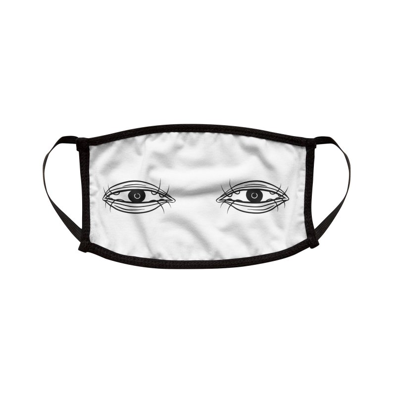 Creep Inn Accessories Face Mask by Dripface