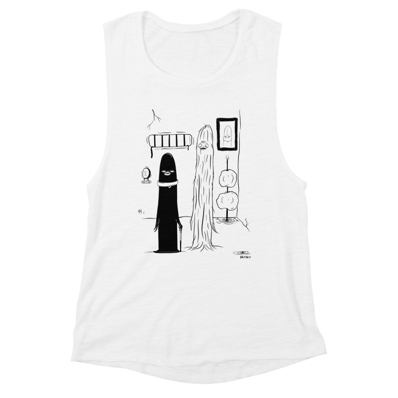 The Cell Women's Tank by Dripface