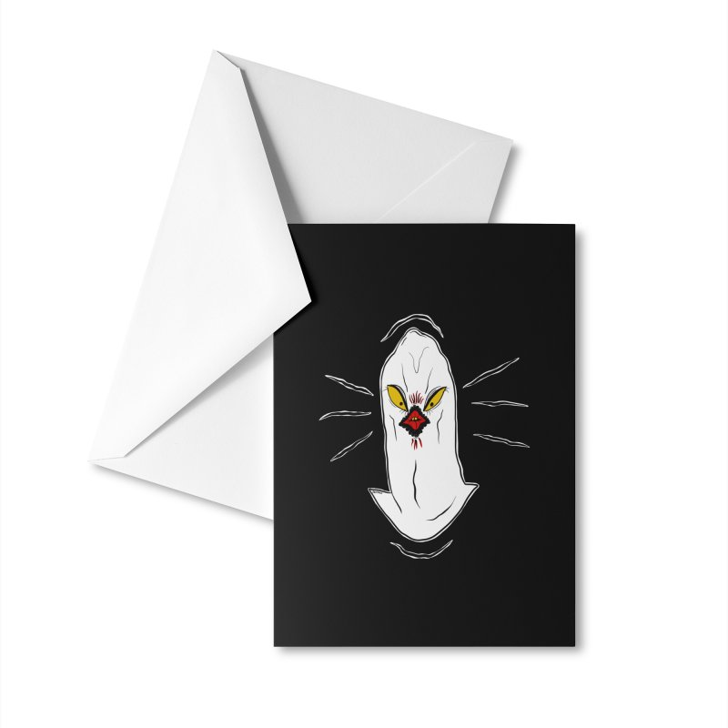 Mr. Earl Accessories Greeting Card by Dripface