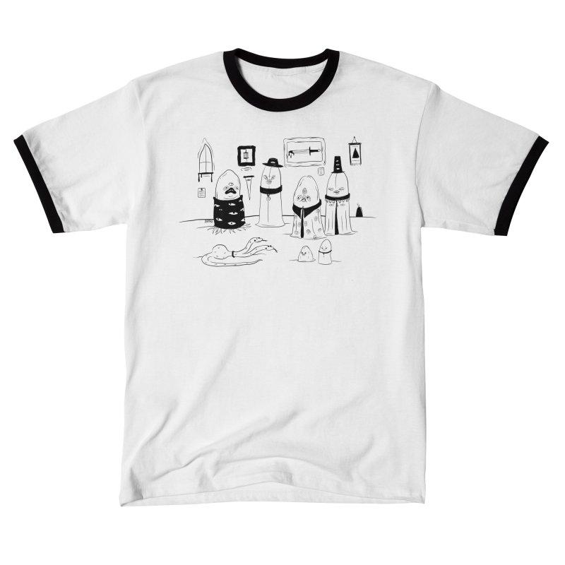 The Feeding Men's T-Shirt by Dripface