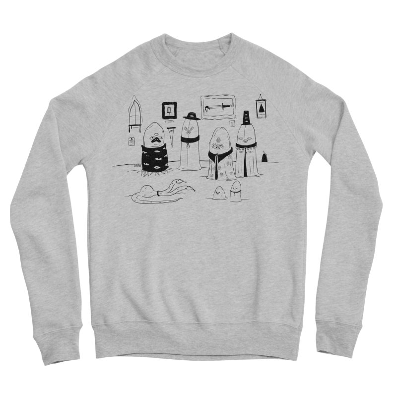 The Feeding Men's Sweatshirt by Dripface