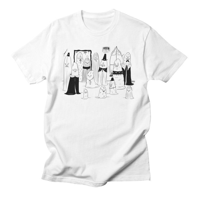 The Invited All Gender T-Shirt by Dripface