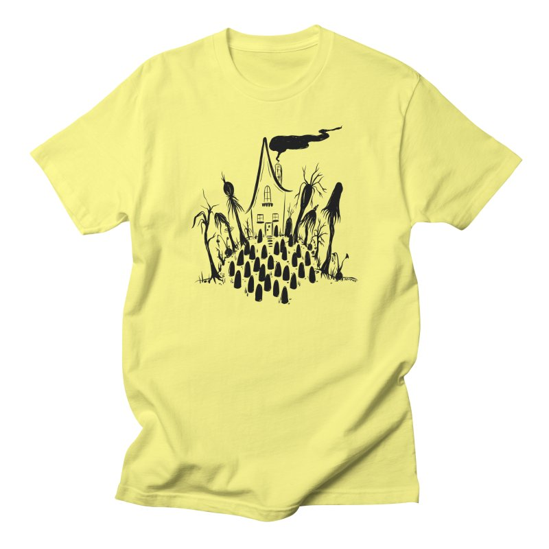 Welcome Home All Gender T-Shirt by Dripface