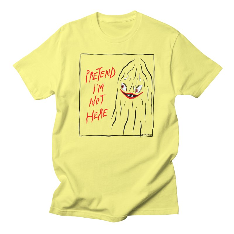 Pretend All Gender T-Shirt by Dripface