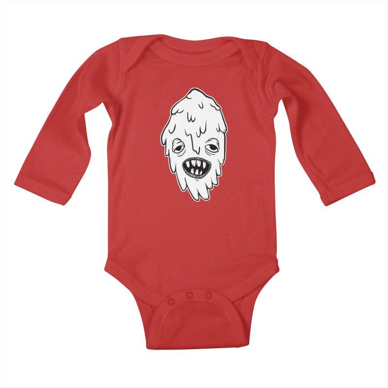 Mr.Drip Kids Baby Longsleeve Bodysuit by Dripface