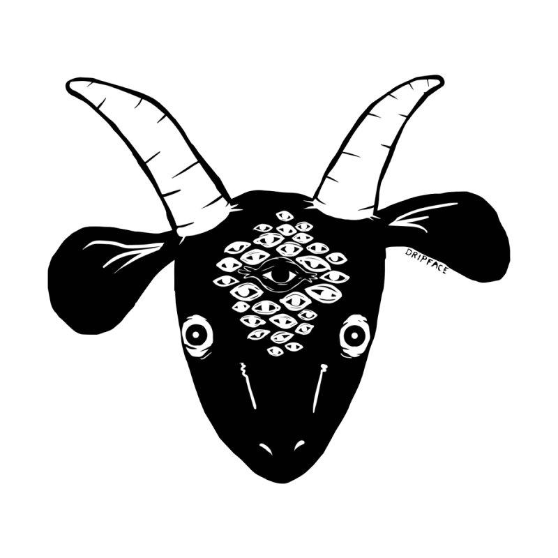 Goateyes v.2 Women's Pullover Hoody by Dripface