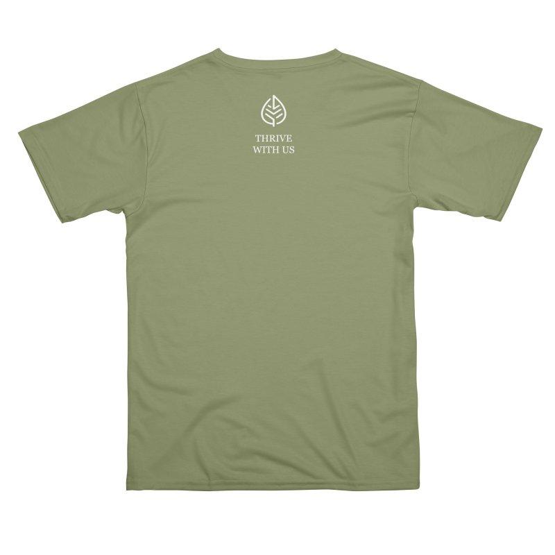The CHOSEN T-Shirt Men's Cut & Sew by Driven to Thrive Merch Shop