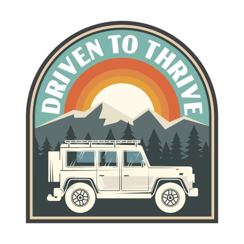 Driven to Thrive T-Shirt Men's T-Shirt by Driven to Thrive Merch Shop
