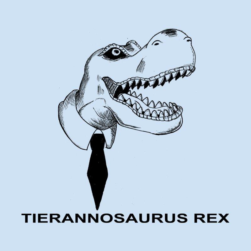 TIERANNOSARUS REX Men's T-Shirt by droidmonkey's Artist Shop