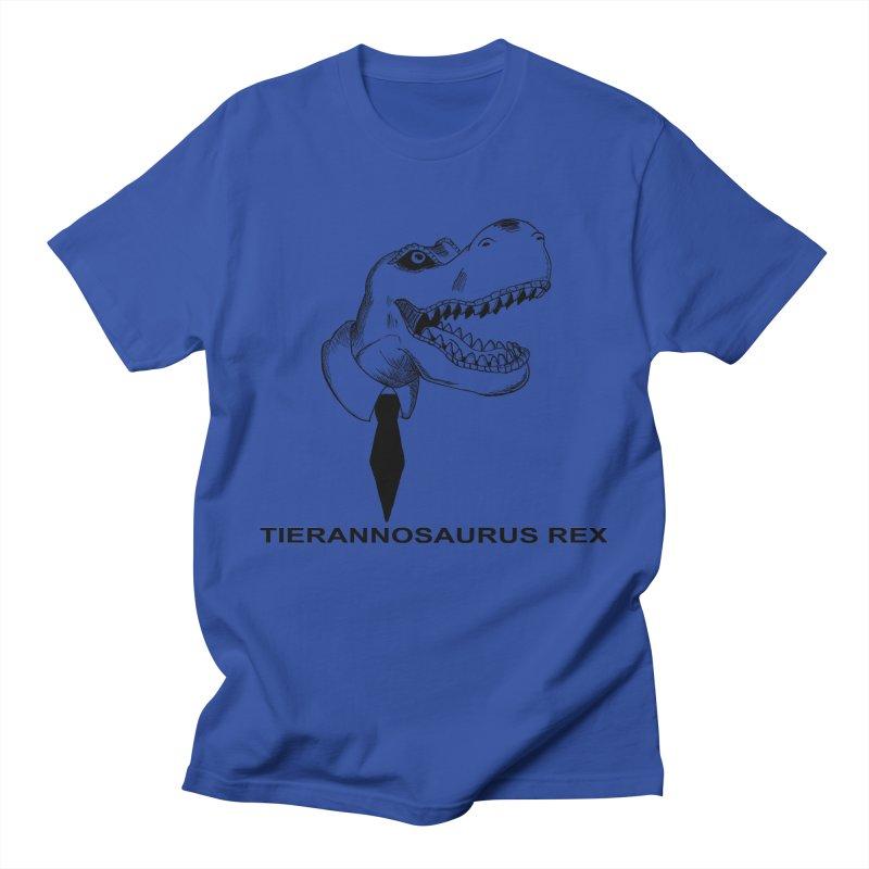 TIERANNOSARUS REX Women's Regular Unisex T-Shirt by droidmonkey's Artist Shop