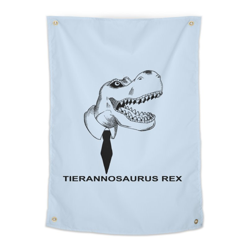 TIERANNOSARUS REX Home Tapestry by droidmonkey's Artist Shop