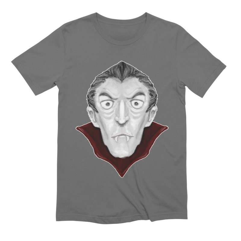 DRACULA Men's Extra Soft T-Shirt by droidmonkey's Artist Shop