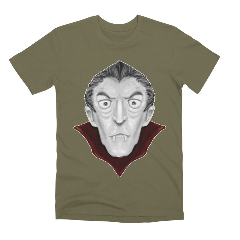 DRACULA Men's Premium T-Shirt by droidmonkey's Artist Shop