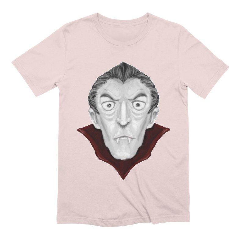 DRACULA Men's Extra Soft T-Shirt by droidmonkey's Artist Shop
