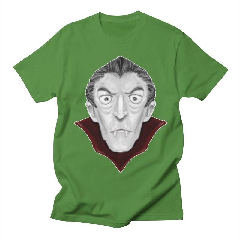DRACULA Men's T-Shirt by droidmonkey's Artist Shop