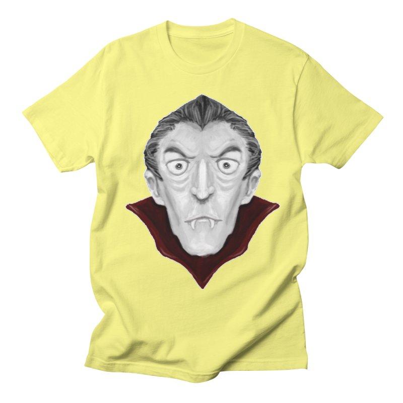 DRACULA Men's Regular T-Shirt by droidmonkey's Artist Shop